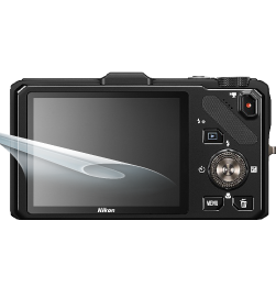 Coolpix S6300 display