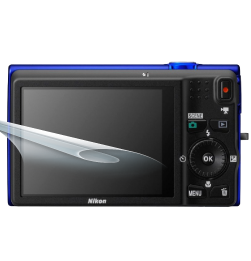 Coolpix S6200 display