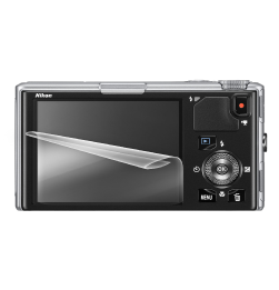 COOLPIX S9500 display