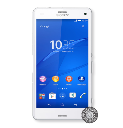 Xperia Z3 Compact Tempered Glass protection ochrana displeje